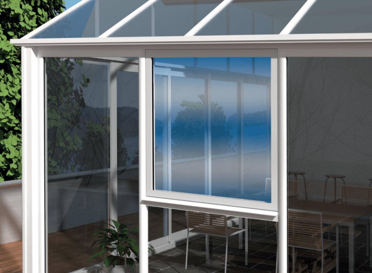 Valg av vinduer